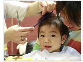 赤ちゃん筆センター 鹿児島店(宮崎・熊本・沖縄)でのカットイメージ